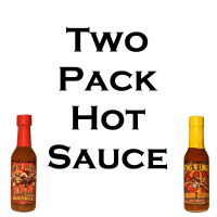 2 Pack Hot Sauce - Sting N Linger Salsa Co.