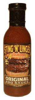 Original BBQ Sauce - Sting N Linger Salsa Co.