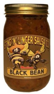 Black Bean Salsa - Sting N Linger Salsa Co.