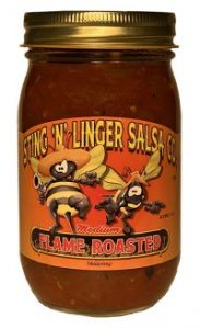Flame Roasted - Sting N Linger Salsa Co.