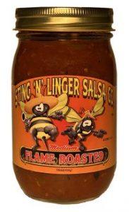 Flame Roasted - Sting N Linger Salsa Co.
