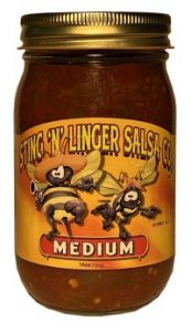 Medium Salsa - Sting N Linger Salsa Co.