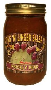 Prickly Pear Salsa - Sting N Linger Salsa Co.