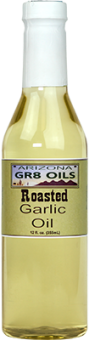 Roasted Garlic Oil - Sting N Linger Salsa Co.