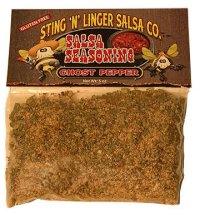 Ghost Pepper Salsa Seasoning - Sting N Linger Salsa Co.