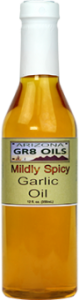Mildy Spicy Garlic Oil - Sting N Linger Salsa Co.