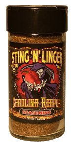 Carolina Reaper Seasoning - Sting N Linger Salsa Co.