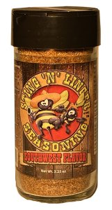 Southwest Seasoning - Sting N Linger Salsa Co.