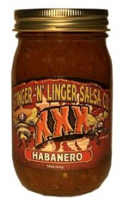 Habanero XXX Salsa - Sting N Linger Salsa Co.