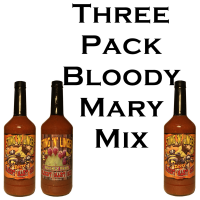 Three Pack Bloody Mary Mix - Sting N Linger Salsa