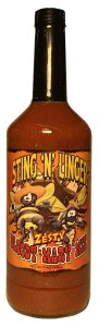 Zesty Bloody Mary Mix - Sting N Linger Salsa Co.
