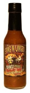 Ghost Pepper Gnarly Hot Sauce - Sting N Linger Salsa Co.