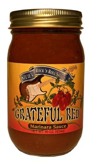 Grateful Red Marinara Sauce