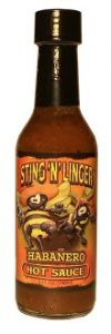 Habanero Hot Sauce - Sting N Linger Salsa Co.