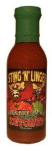 Prickly Pear Jalapeño Ketchup - Sting N Linger Salsa Co.