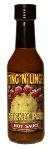 Prickly Pear Hot Sauce - Sting N Linger Salsa Co.