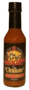 Ultimate Hot Sauce - Sting N Linger Salsa Co.