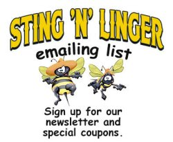 Join our email list - Sting N Linger Salsa Co.