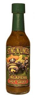 Jalapeño Jot Sauce - Sting N Linger Salsa Co.