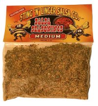 Medium Salsa Seasoning - Sting N Linger Salsa Co.